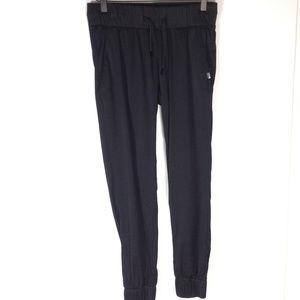 The North Face black joggers